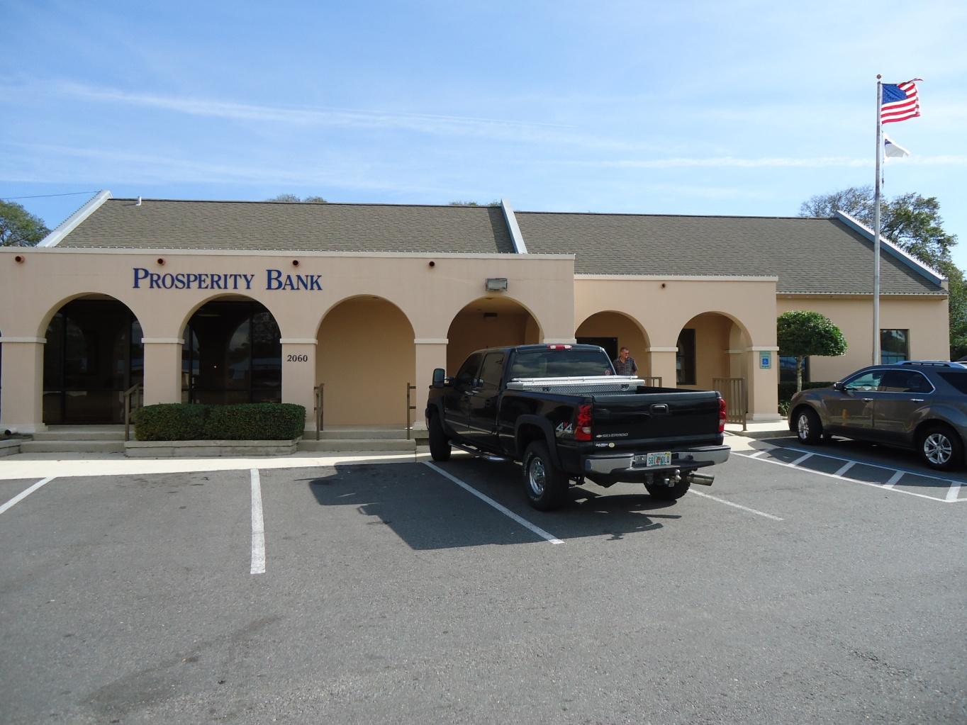 Prosperity Bank St Augustine, Florida