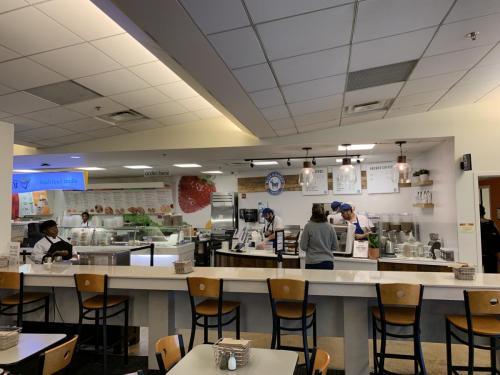 Cox Hall Food Court