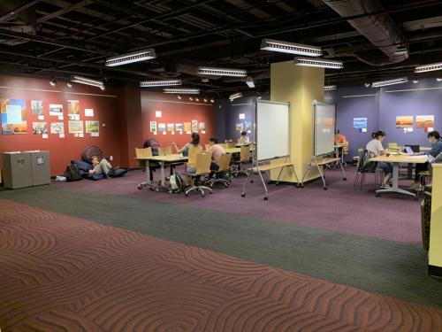 Computing Center at Cox Hall