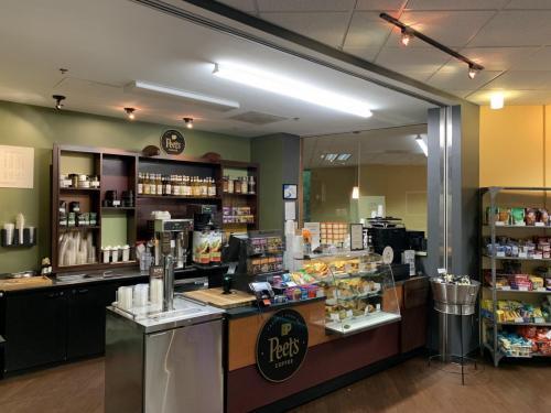 Peet's Coffee--Robert W. Woodruff Library